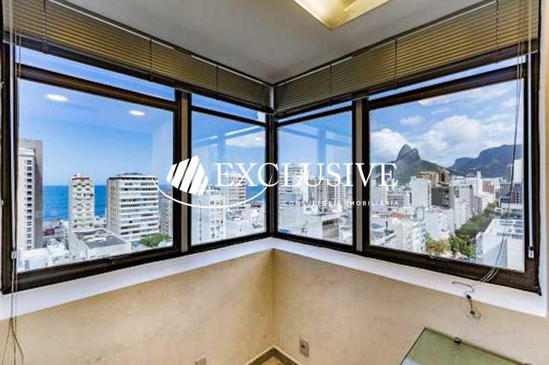 ed9d0442705e285722feae51c49c64 - Conjunto de Salas à venda Rua Visconde de Piraja,Ipanema, Rio de Janeiro - R$ 3.975.000 - SL1797 - 5