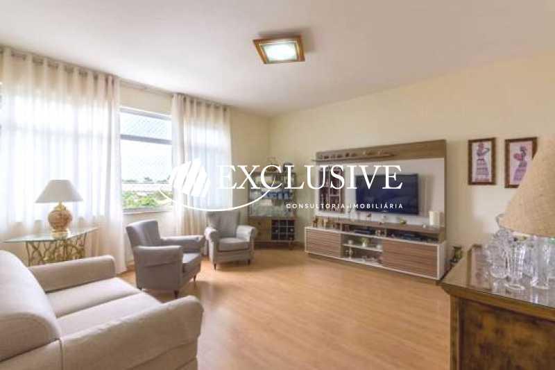 2 - Apartamento à venda Rua Embaixador Carlos Taylor,Gávea, Rio de Janeiro - R$ 1.500.000 - SL30058 - 3
