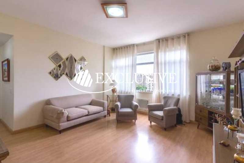 3 - Apartamento à venda Rua Embaixador Carlos Taylor,Gávea, Rio de Janeiro - R$ 1.500.000 - SL30058 - 4