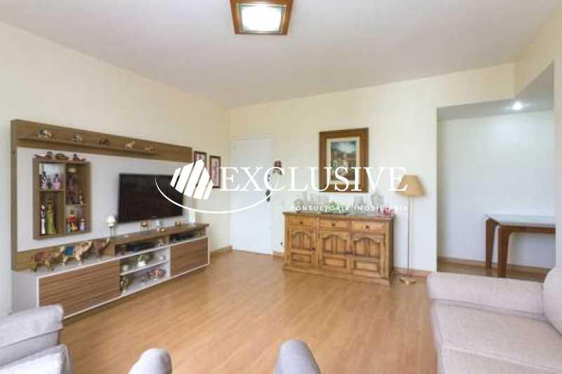 4 - Apartamento à venda Rua Embaixador Carlos Taylor,Gávea, Rio de Janeiro - R$ 1.500.000 - SL30058 - 5