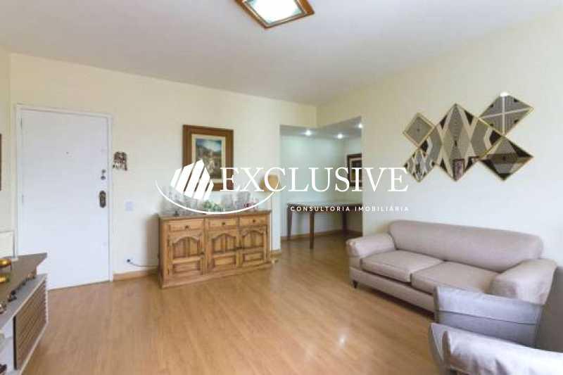 5 - Apartamento à venda Rua Embaixador Carlos Taylor,Gávea, Rio de Janeiro - R$ 1.500.000 - SL30058 - 6