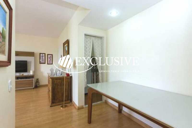 6 - Apartamento à venda Rua Embaixador Carlos Taylor,Gávea, Rio de Janeiro - R$ 1.500.000 - SL30058 - 7