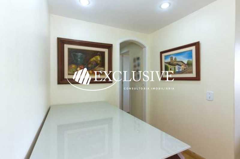 7 - Apartamento à venda Rua Embaixador Carlos Taylor,Gávea, Rio de Janeiro - R$ 1.500.000 - SL30058 - 8