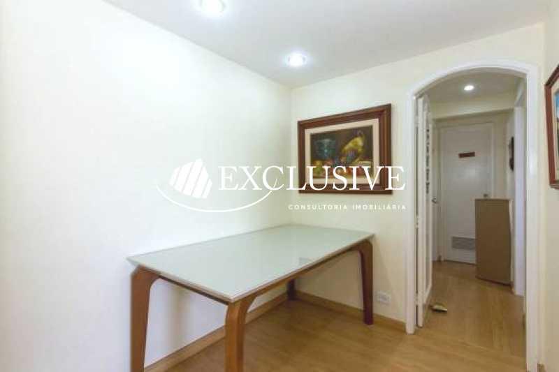 8 - Apartamento à venda Rua Embaixador Carlos Taylor,Gávea, Rio de Janeiro - R$ 1.500.000 - SL30058 - 9