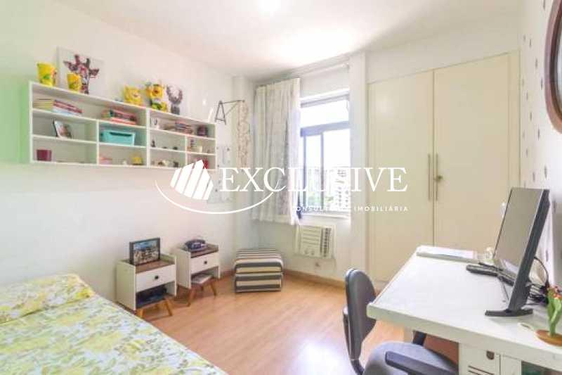 12 - Apartamento à venda Rua Embaixador Carlos Taylor,Gávea, Rio de Janeiro - R$ 1.500.000 - SL30058 - 12