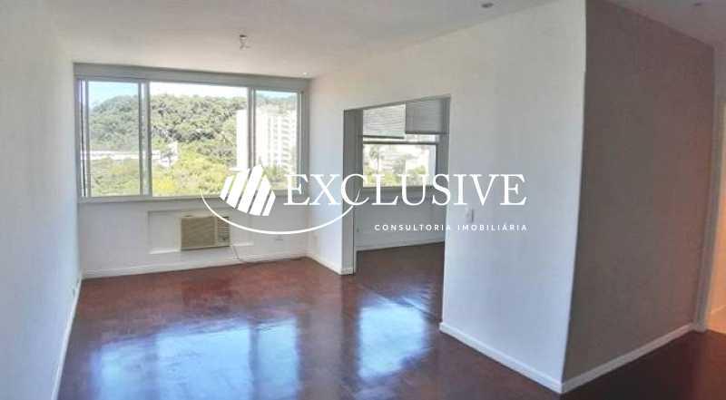 1 - Apartamento à venda Rua Duque Estrada,Gávea, Rio de Janeiro - R$ 1.640.000 - SL30059 - 1