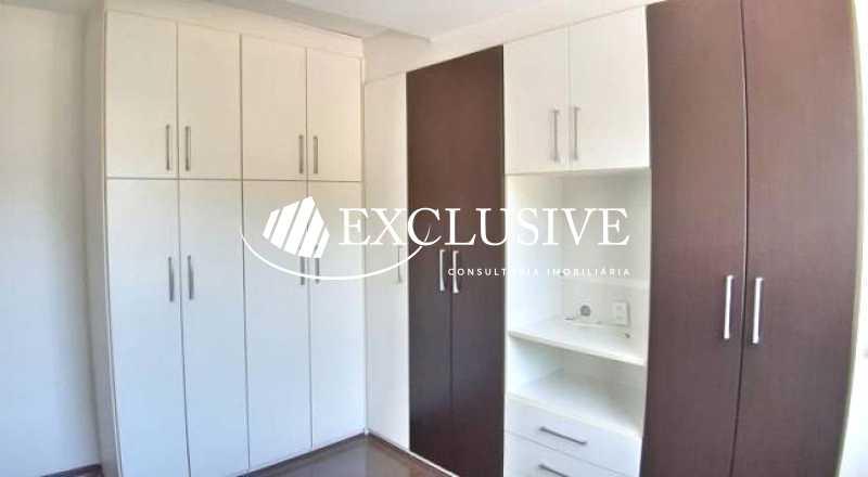 10 - Apartamento à venda Rua Duque Estrada,Gávea, Rio de Janeiro - R$ 1.640.000 - SL30059 - 9