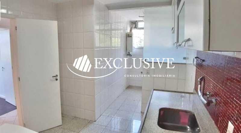 15 - Apartamento à venda Rua Duque Estrada,Gávea, Rio de Janeiro - R$ 1.640.000 - SL30059 - 14
