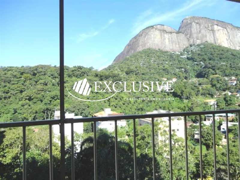 1 - Apartamento à venda Rua Osório Duque Estrada,Gávea, Rio de Janeiro - R$ 1.450.000 - SL30060 - 1
