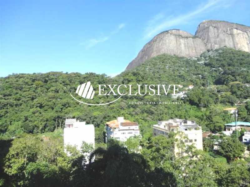 2 - Apartamento à venda Rua Osório Duque Estrada,Gávea, Rio de Janeiro - R$ 1.450.000 - SL30060 - 5