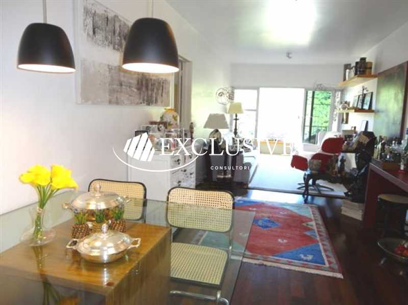 5 - Apartamento à venda Rua Osório Duque Estrada,Gávea, Rio de Janeiro - R$ 1.450.000 - SL30060 - 7