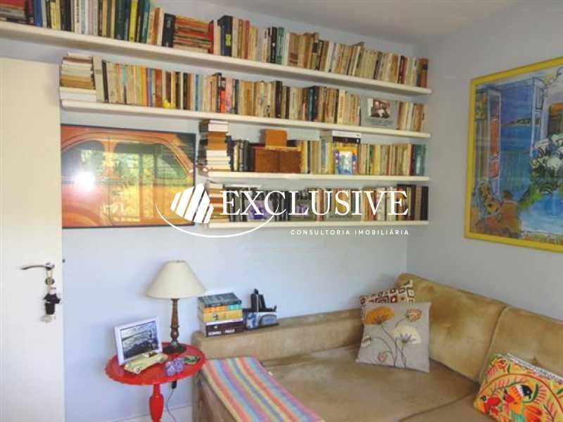 10 - Apartamento à venda Rua Osório Duque Estrada,Gávea, Rio de Janeiro - R$ 1.450.000 - SL30060 - 9
