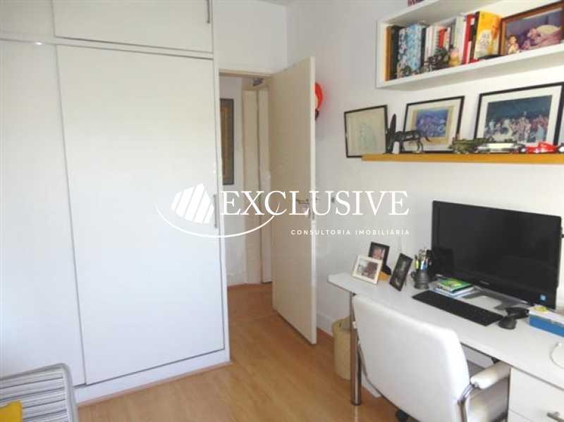 14 - Apartamento à venda Rua Osório Duque Estrada,Gávea, Rio de Janeiro - R$ 1.450.000 - SL30060 - 12