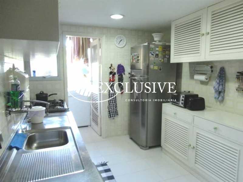 18 - Apartamento à venda Rua Osório Duque Estrada,Gávea, Rio de Janeiro - R$ 1.450.000 - SL30060 - 16