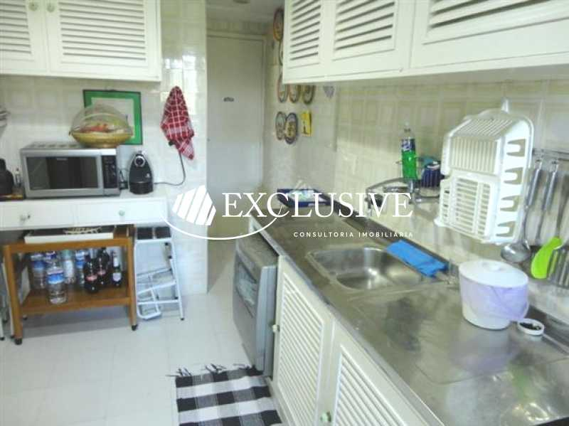 19 - Apartamento à venda Rua Osório Duque Estrada,Gávea, Rio de Janeiro - R$ 1.450.000 - SL30060 - 17