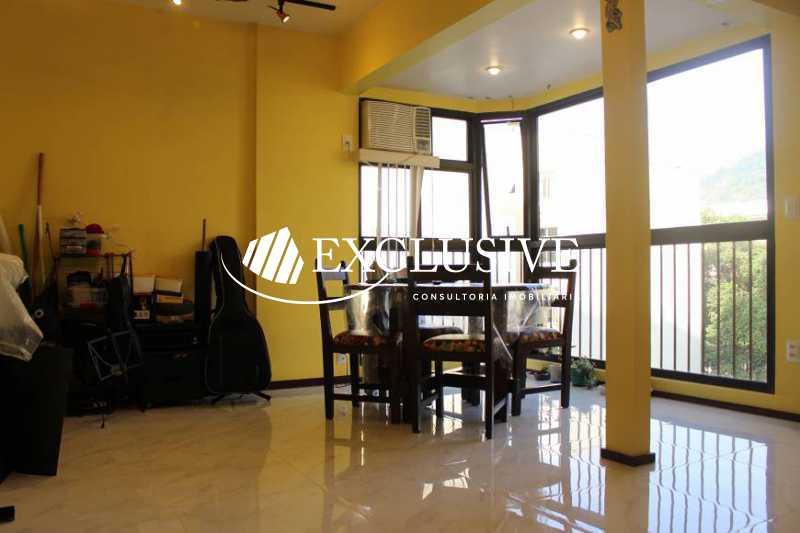 4c36e37812354f1a6c287262dae820 - Apartamento à venda Rua Dona Mariana,Botafogo, Rio de Janeiro - R$ 970.000 - SL30067 - 1