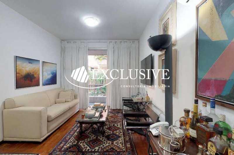 9c8cdd3ae847217787965175bc32e9 - Apartamento à venda Rua Sacopa,Lagoa, Rio de Janeiro - R$ 1.700.000 - SL30075 - 3