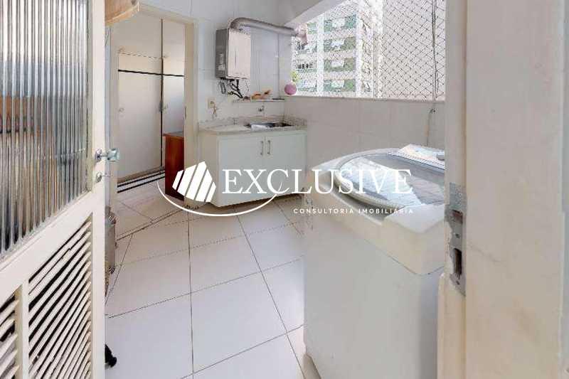 68cefe21fb1d9a712f8927fda66669 - Apartamento à venda Rua Sacopa,Lagoa, Rio de Janeiro - R$ 1.700.000 - SL30075 - 23