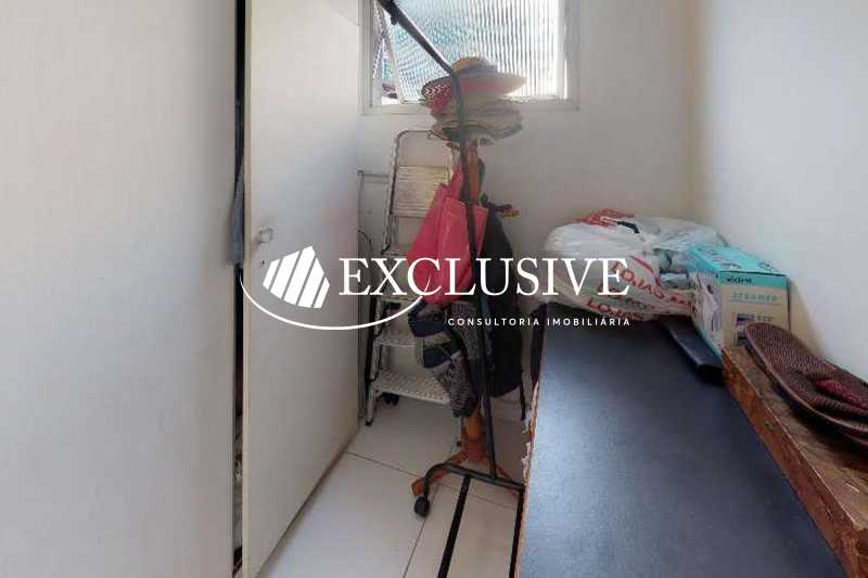 242709ec2044a7e9e417ea6e583179 - Apartamento à venda Rua Sacopa,Lagoa, Rio de Janeiro - R$ 1.700.000 - SL30075 - 24