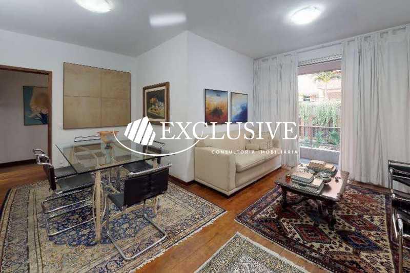 da9a6a79e56c3abd3de216d0b6d47d - Apartamento à venda Rua Sacopa,Lagoa, Rio de Janeiro - R$ 1.700.000 - SL30075 - 1