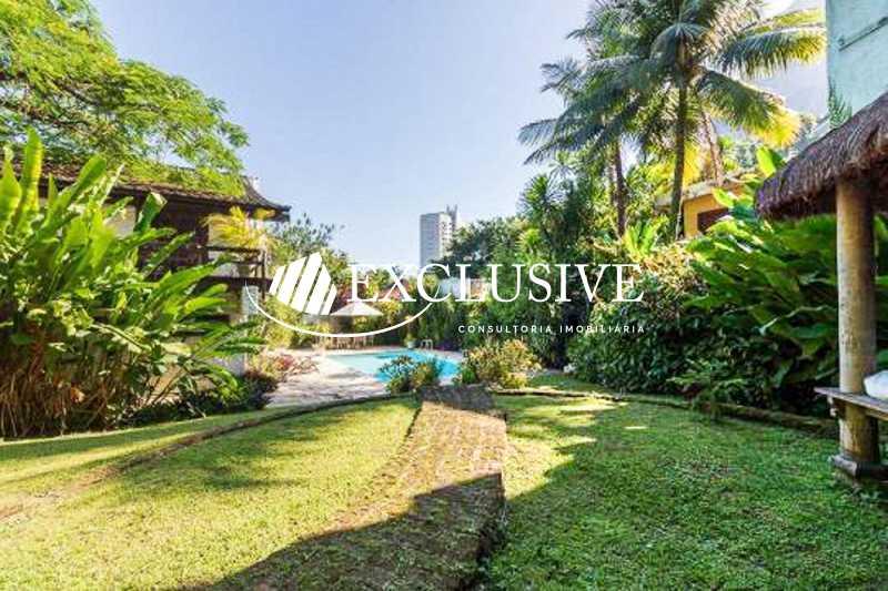ae9c4ea9-ba8e-411e-a1f4-0128fc - Casa em Condomínio à venda Rua Engenheiro Álvaro Niemeyer,São Conrado, Rio de Janeiro - R$ 5.250.000 - SL5277 - 25