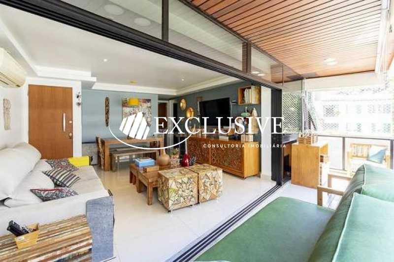 2fa5fa7c2c6b67ef42d1ee794af6e9 - Apartamento à venda Rua Almirante Guilobel,Lagoa, Rio de Janeiro - R$ 1.950.000 - SL30080 - 5