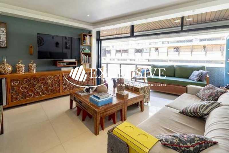 9f520c9d9f22d0738631c8f9db07a7 - Apartamento à venda Rua Almirante Guilobel,Lagoa, Rio de Janeiro - R$ 1.950.000 - SL30080 - 4