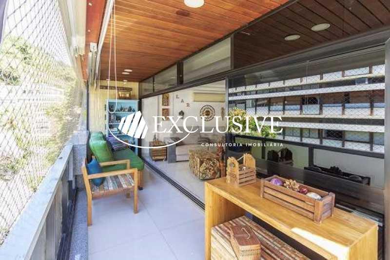 9284d1bfaecd01fcb0f0cdf1dd12c7 - Apartamento à venda Rua Almirante Guilobel,Lagoa, Rio de Janeiro - R$ 1.950.000 - SL30080 - 3