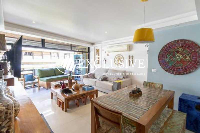 d0f2dd5ed0fdb93725e03f73cc3183 - Apartamento à venda Rua Almirante Guilobel,Lagoa, Rio de Janeiro - R$ 1.950.000 - SL30080 - 1