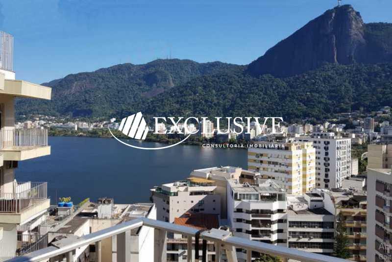 1 - Cobertura à venda Rua Almeida Godinho,Lagoa, Rio de Janeiro - R$ 2.850.000 - COB0281 - 1