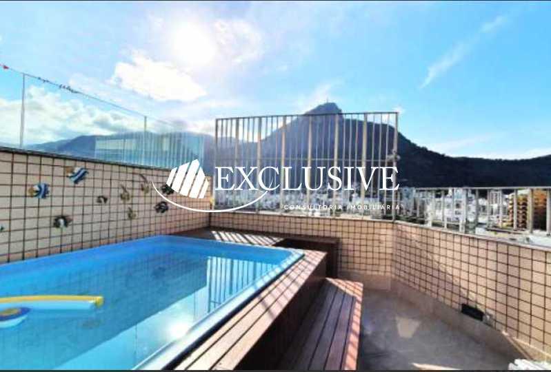 2 - Cobertura à venda Rua Almeida Godinho,Lagoa, Rio de Janeiro - R$ 2.850.000 - COB0281 - 3