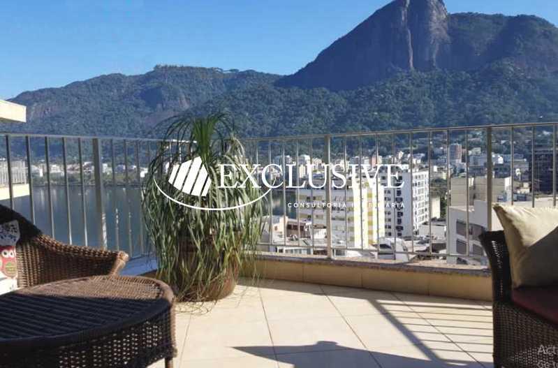 14 - Cobertura à venda Rua Almeida Godinho,Lagoa, Rio de Janeiro - R$ 2.850.000 - COB0281 - 15