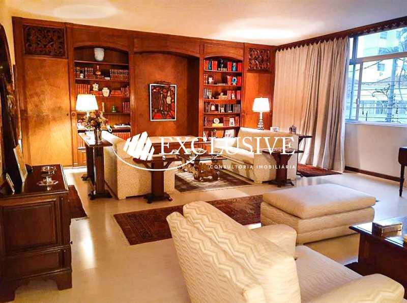 3aecf992e90a3659053b7518c8e829 - Apartamento à venda Rua Carvalho Azevedo,Lagoa, Rio de Janeiro - R$ 1.950.000 - SL30094 - 1