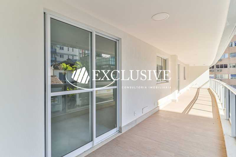 2.1_-_VARANDA - Apartamento à venda Rua Carvalho Azevedo,Lagoa, Rio de Janeiro - R$ 2.100.000 - SL30092 - 4