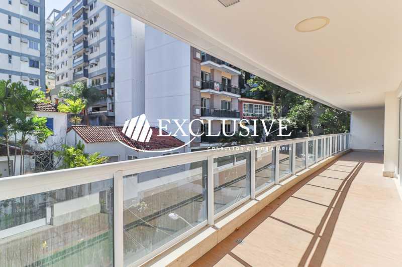 2.3_-_VARANDA - Apartamento à venda Rua Carvalho Azevedo,Lagoa, Rio de Janeiro - R$ 2.100.000 - SL30092 - 6
