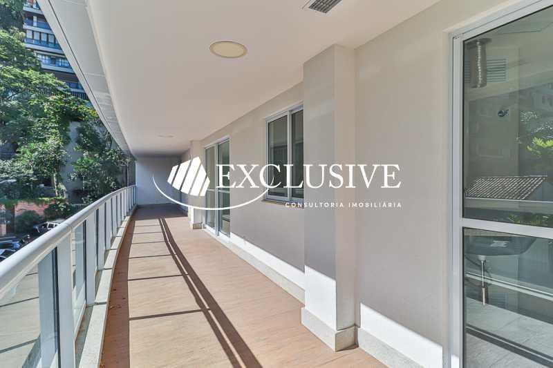 2.4_-_VARANDA - Apartamento à venda Rua Carvalho Azevedo,Lagoa, Rio de Janeiro - R$ 2.100.000 - SL30092 - 7