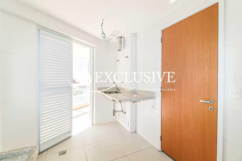 9.3_COZINHA_E_ÁREA_DE_SERVIÇ - Apartamento à venda Rua Carvalho Azevedo,Lagoa, Rio de Janeiro - R$ 2.100.000 - SL30092 - 23