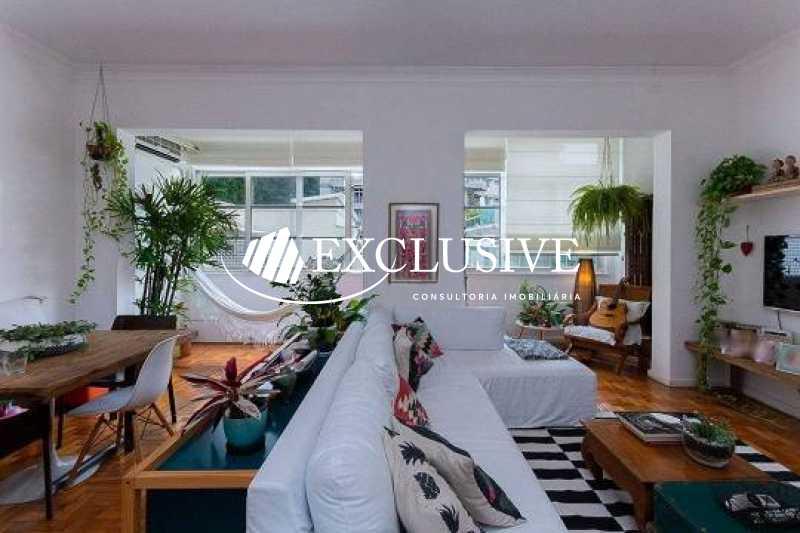 8bf2bc6377d4324cc3a36bb14f6327 - Apartamento à venda Rua Almirante Guilobel,Lagoa, Rio de Janeiro - R$ 1.650.000 - SL30103 - 3