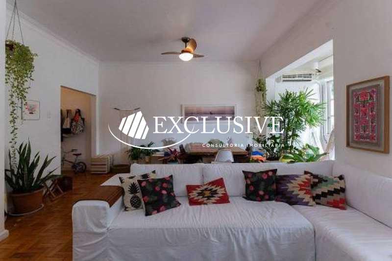 027b6c934c7243d86a2590b7ac4f25 - Apartamento à venda Rua Almirante Guilobel,Lagoa, Rio de Janeiro - R$ 1.650.000 - SL30103 - 4