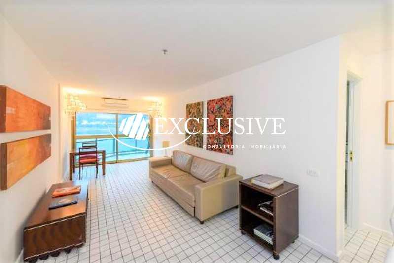 19de697216adb002ed925e12646822 - Apartamento à venda Avenida Epitácio Pessoa,Lagoa, Rio de Janeiro - R$ 1.300.000 - SL1821 - 1