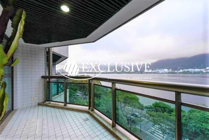 4656c21481454869ca1e2587e07b92 - Apartamento à venda Avenida Epitácio Pessoa,Lagoa, Rio de Janeiro - R$ 1.300.000 - SL1821 - 7