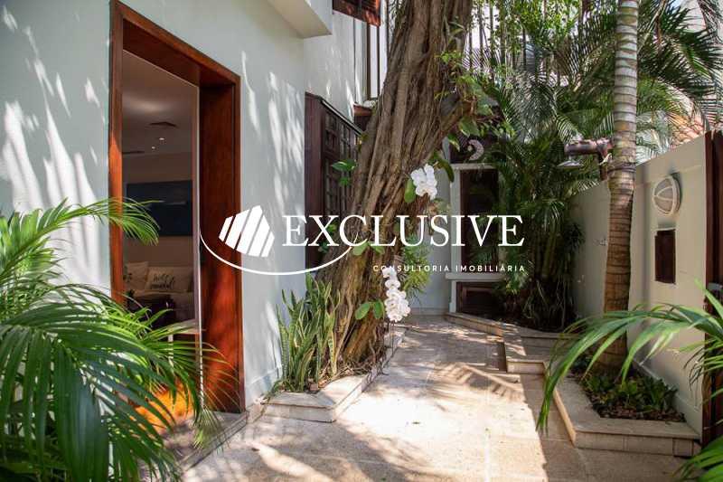 22b6a6ad3fd30863100abce0286e1c - Casa em Condomínio à venda Rua Leblon,Leblon, Rio de Janeiro - R$ 17.000.000 - SLI30133 - 4