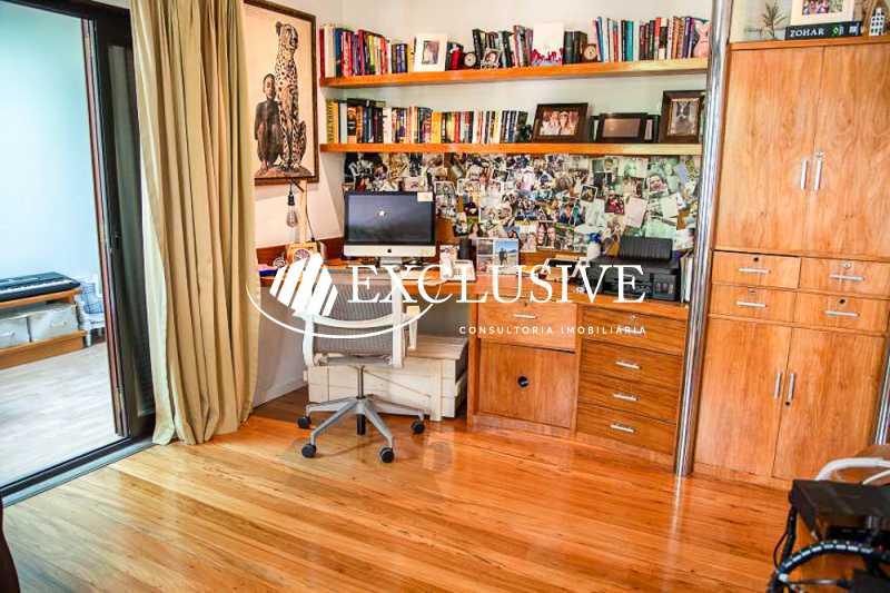 272db35c162f4cc79e1a769a845e91 - Casa em Condomínio à venda Rua Leblon,Leblon, Rio de Janeiro - R$ 17.000.000 - SLI30133 - 16