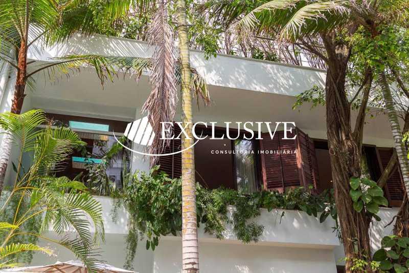 a18e6f5cd573b9c5aebef6ff5bd312 - Casa em Condomínio à venda Rua Leblon,Leblon, Rio de Janeiro - R$ 17.000.000 - SLI30133 - 1