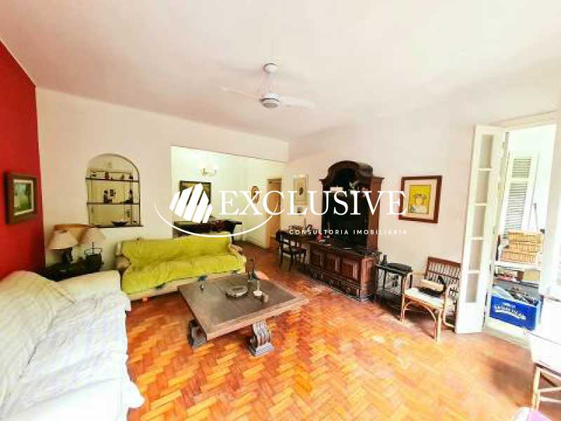 5787705413e3093242c5ad9b8f39bc - Apartamento à venda Rua Marquês de São Vicente,Gávea, Rio de Janeiro - R$ 1.180.000 - SL30142 - 3