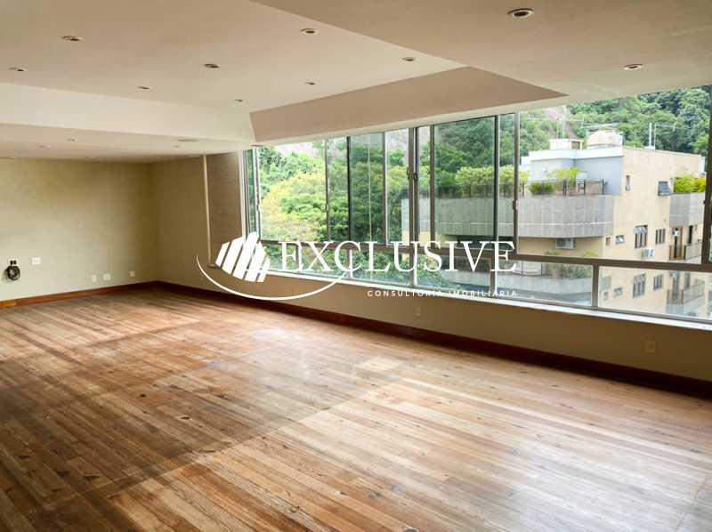0ab38044-2e26-4dea-8822-ed0151 - Apartamento à venda Rua Abade Ramos,Jardim Botânico, Rio de Janeiro - R$ 4.200.000 - SL5305 - 1