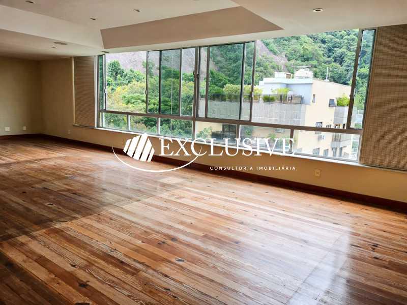 97351755-c065-4b7f-ac98-1cdb1f - Apartamento à venda Rua Abade Ramos,Jardim Botânico, Rio de Janeiro - R$ 4.200.000 - SL5305 - 3