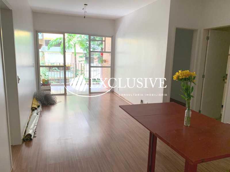 1 - Apartamento à venda Rua Lópes Quintas,Jardim Botânico, Rio de Janeiro - R$ 1.200.000 - SL30150 - 3