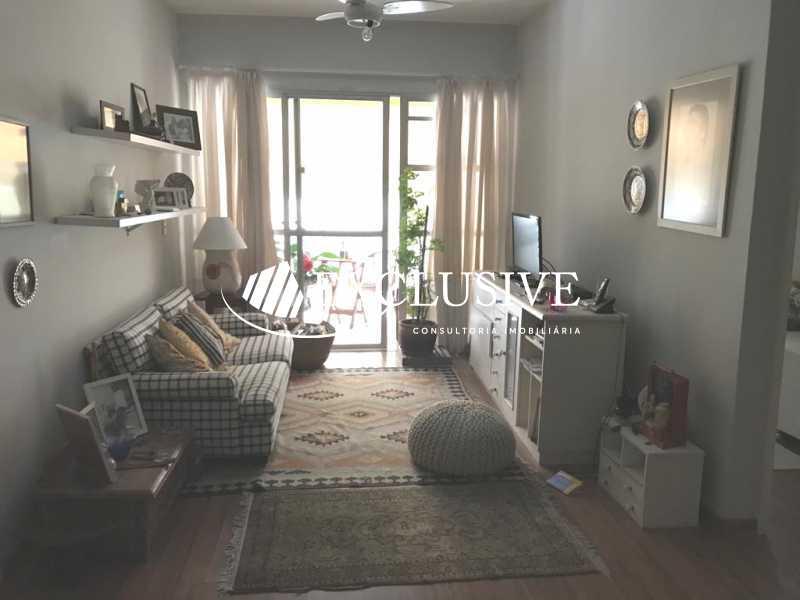 3. - Apartamento à venda Rua Lópes Quintas,Jardim Botânico, Rio de Janeiro - R$ 1.200.000 - SL30150 - 5