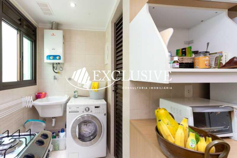 vx6s53dafwlsc5lwhat6 - Apartamento à venda Rua Jardim Botânico,Jardim Botânico, Rio de Janeiro - R$ 1.260.000 - SL21223 - 24